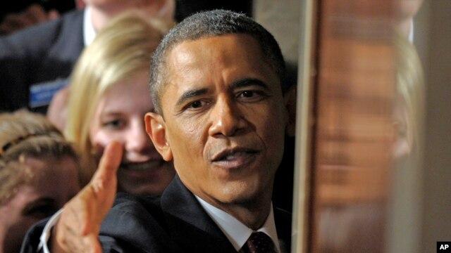 Presiden Amerika Barack Obama akan berkampanye ke Asheville, negara bagian North Carolina, untuk memkampanyekan tema utama pidato kenegaraannya, Rabu (13/2).