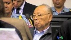 2011-10-11 粵語新聞: 審判紅色高棉法官辭職 稱政府干預調查