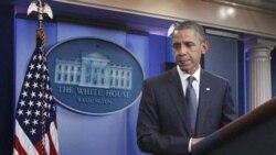 اوباما برای رسيدن به يک «موافقت بزرگ» در مورد بدهی ها خوشبين است