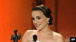 波特曼获SAG电影类最佳女主角奖