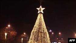 Krishtlindjet në Gjirokastër