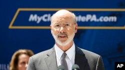 Gobernador de Pensilvania pide regulación y buenas prácticas para el bienestar de menores y sus familias migrantes.