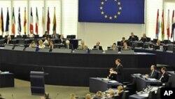 북한인권 문제를 논의중인 유럽의회