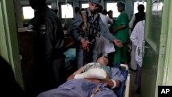 Povređeni u napadu u Avganistanu