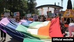 Parada ponosa u Podgorici (rtcg.me)
