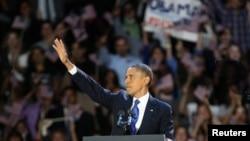 """""""Creemos en un EE.UU. generoso, compasivo y tolerante"""": Obama"""