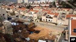 以色列在西岸建立的猶太定居點
