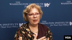 باربارا لیف، تحلیلگر ارشد موسسه واشنگتن برای سیاست خاور نزدیک