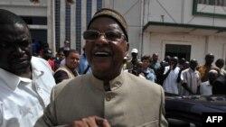 L'ancien Premier ministre bissau-guinéen Carlos Gomes Junior à Bissau, le 18 mars 2012.