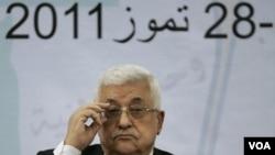 Presiden Palestina, Mahmud Abbas akan menyerahkan permohonan Palestina menjadi anggota PBB bulan September.