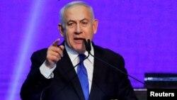 Биньямин Нетаньяху (архивное фото)