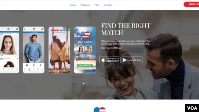 dating website for trump supporters