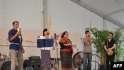 ABŞ-ın müstəqillik günü münasibəti ilə Vaşinqtonda ənənəvi Xalq Festivalına start verilib (VİDEO)