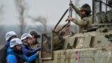 Специальная мониторинговая миссия ОБСЕ на границе с Украиной