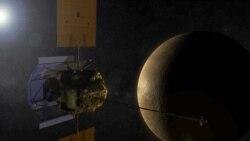 مسنجر: نخسيتن فضاپيمايی که در مدار عطارد قرار گرفت