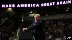 سخنرانی پرزیدنت ترامپ را می توانید از فیس بوک و یوتیوب صدای آمریکا دنبال کنید.