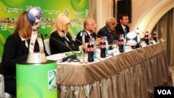 FİFA prezidenti Jozef Blatter