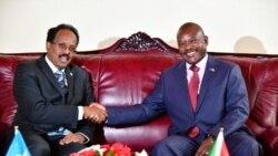 Kubera iki Perezida w'Uburundi ashavujwe n'ingingo yo gutahukana abasirikare b'Abarundi bari muri Somaliya