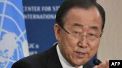 Babban Magatakardar Majalisar Dinkin Duniya, Ban Ki-moon