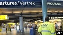 Yemenliler Amsterdam'daki Schiphol havaalanında tutuklandı