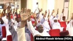 'Yan Majalisar Dokokin Niger suna muhawara akan kasafin kudin da gwamnati ta gabatar masu