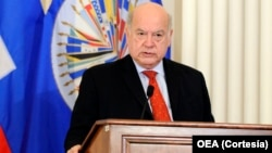 El secretario general de la OEA, José Miguel Insulza, pide al gobierno no usar la violencia este día de manifestaciones.