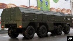 Російський «Іскандер»