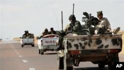 利比亞反政府武裝