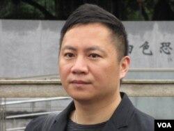 六四學運領袖 王丹