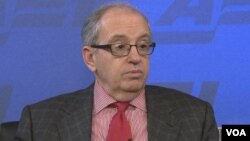 Norman Ornstein, political analyst at the American Enterprise Institute, speaks with VOA in a recent interview.