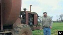 美国农民佩里·鲍恩