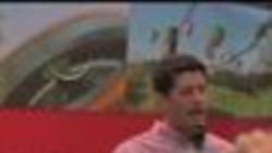 2012-08-14 美國之音視頻新聞: 奧巴馬評擊羅姆尼與他的競選拍檔