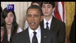 VOA美國60秒(粵語): 2012年2月8日