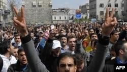 Beşar Esad Dara'ya Yeni Vali Atadı