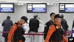 南韓搜救隊抵達日本