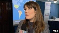 RSF ABD Direktörü Delphine Halgard
