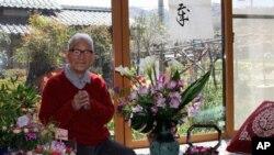 在日本﹐世界上年齡最大的男子﹐木村次郎右衛門