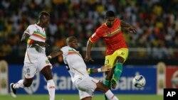 L'équipe de la Guinée équatoriale est qualifiée au détriment de celle Mali à l'issue du tirage au sort, le 29 janvier 2015