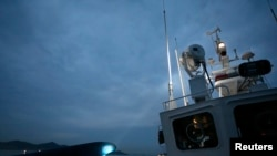 Tenggelamnya Kapal Ferry Korea Selatan