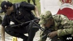 Quân đội Colombia tịch thu gần 2 tấn cocaine, được cho là của nhóm FARC trong một vụ đột kích ở Miranda