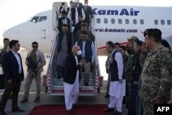 Prezident Ashraf G'ani 11-avgust kuni Mozori-Sharifga borgan