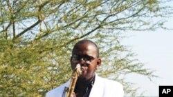 Orlando Venhereque, musico e compositor mocambicano