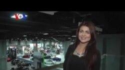 کہانی پاکستانی: واشنگٹن میں جدید گاڑیوں کی نمائش