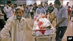 کراچی میں پھرتشدد ، مرنے والوں کی تعداد 13 ہوگئی