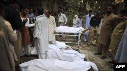 انفجار در نزدیکی دفتر مرکزی ارتش در پاکستان ۳۵ کشته بر جا گذاشت
