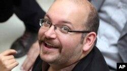 被釋放的《華盛頓郵報》記者傑森•禮薩安是伊朗裔美國人。(資料照片)