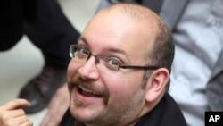Phóng viên của báo Washington Post Jason Rezaian.
