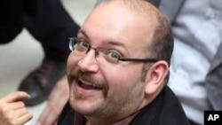 El periodista del Washington Post, Jason Rezaian, un iraní-estadounidense