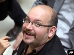 Nhà báo Jason Rezaian của tờ The Washington Post, tháng 4, 2013