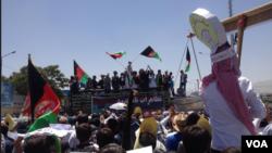 حملۀ انتحاری روز شنبه در کابل حدود ۸۰ کشته و بیش از ۲۰۰ زخمی برجاگذاشت